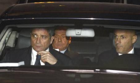 Silvio Berlusconi  (ANDREAS SOLARO/AFP/Getty Images)