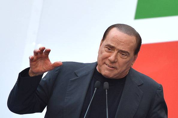 """Silvio Berlusconi: """"Sinistra ha commesso un autogol"""""""