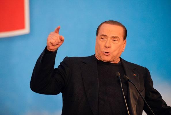 Diritti tv, pg Cassazione chiede conferma due anni interdizione a Berlusconi