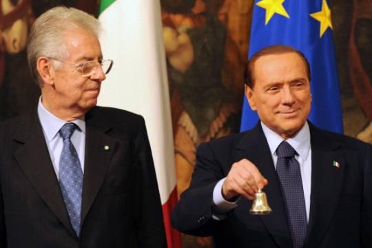 Polemica tra esecutivo Monti e Pdl dopo dichiarazioni del premier al WSJ sullo spread