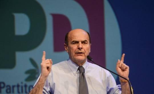 """Bersani: """"Se in Parlamento ci saranno i grillini, ci sarà da fare scouting"""""""