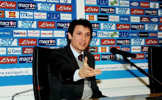 Calciomercato Napoli: Inler, Trezeguet e Sanchez sul taccuino di Bigon