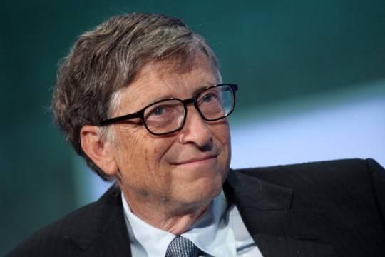 Sondaggio del Times: è Bill Gates l'uomo più ammirato del mondo