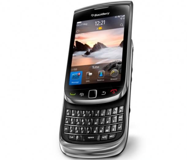 Arriva in Italia il BlackBerry Torch: ecco le offerte degli operatori