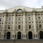 Mercati: avvio in rialzo per la Borsa di Milano. Spread ancora sui 460 punti