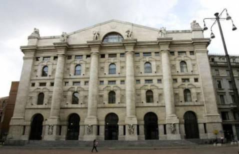 Sede della Borsa di Milano (Getty Images)