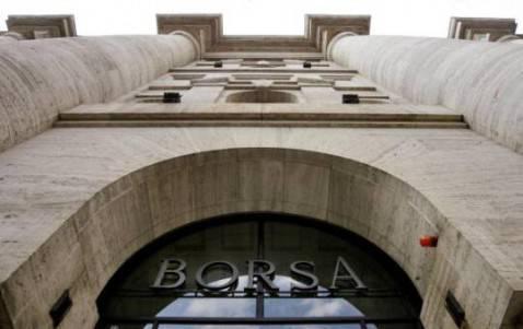 La Borsa di Milano (PACO SERINELLI/AFP/Getty Images)