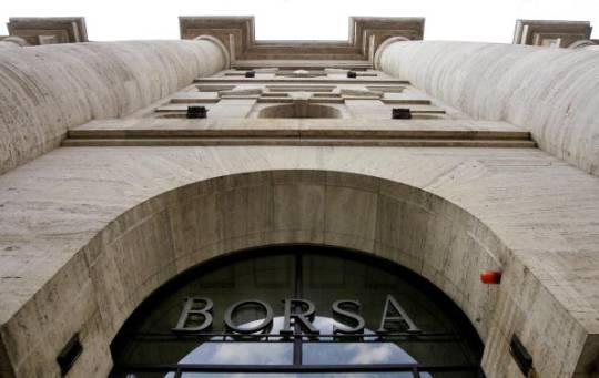 La Borsa di Milano (Getty Images)
