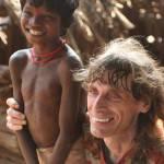 India, liberazione Bosusco: l'italiano sta bene e scherza sulla sua prigionia nella giungla