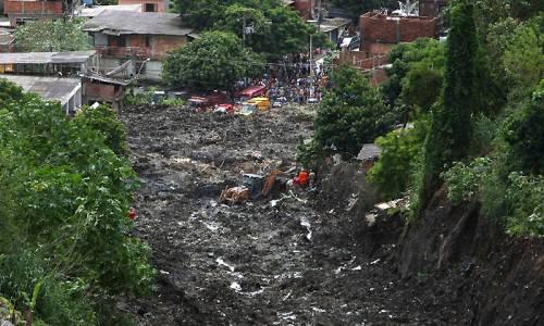 In Brasile 114 morti per le frane causate dalle piogge