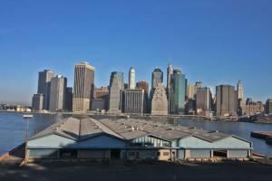 Una veduta di Brooklyn