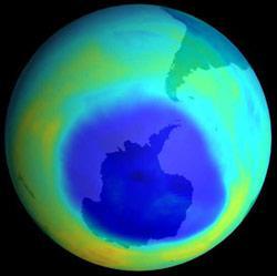 Ricerca: buco dell'ozono sull'Antartico ha cambiato il clima nell'emisfero sud del pianeta