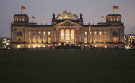 Il Bundestag di Berlino (Getty Images)