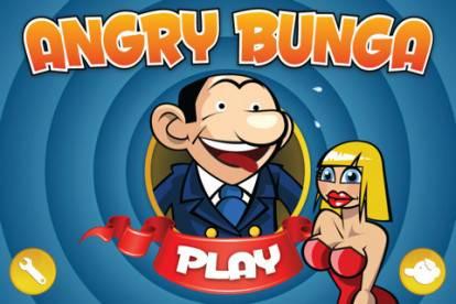 Il bunga bunga diventa un gioco sull'iPhone con Berlusconi, giudici e ragazze