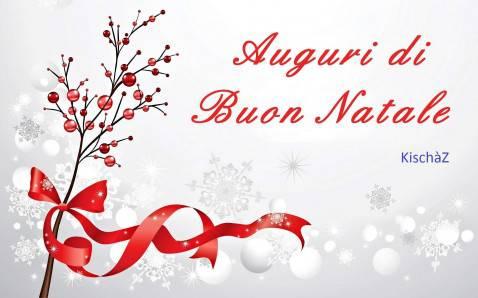 Auguri di Buon Natale da parte di tutta la redazione di DirettaNews!