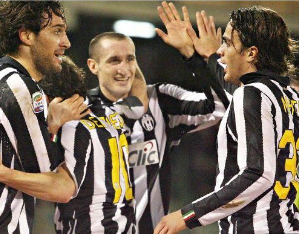 Calcio, Juventus: domenica sera contro l'Inter la coppia d'attacco sarà Toni-Matri