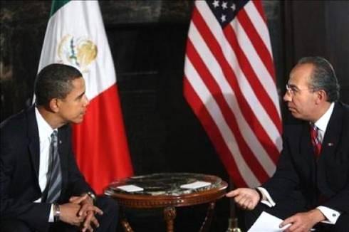 Narcotraffico in Messico: armi dei narcos da Usa e America Latina, Obama e Calderon cercano soluzione