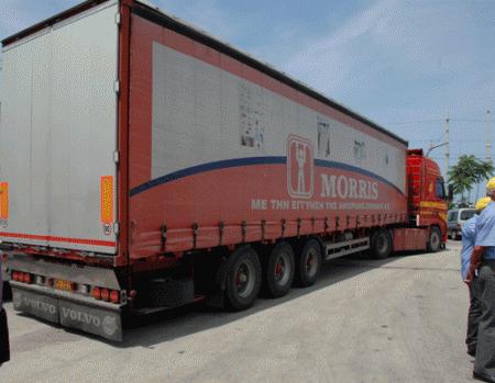 Grecia sospeso sciopero camionisti attesa per oggi for Finito piano piano interruzione sciopero piani