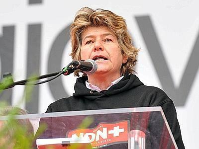 Susanna Camusso, segretario generale Cgil