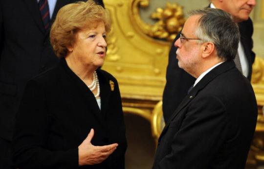 cancellieri riccardi Il Ministro dellInterno Cancellieri affila le armi contro mafia e corruzione