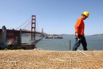 Cantiere di lavoro (Justin Sullivan/Getty Images)