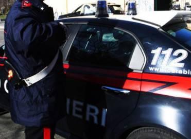carabinieri villa literno2 371x270 Clan dei Casalesi: minacciavano supermercati di Villa Literno a colpi di mitra, 10 arresti