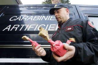 In Piemonte i carabinieri sequestrano una tonnellata di botti illegali