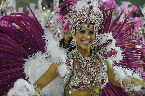 Explore The Beauty Of Caribbean: Carnevale Rio De Janeiro 2012: Sexy Samba Brasiliana Al