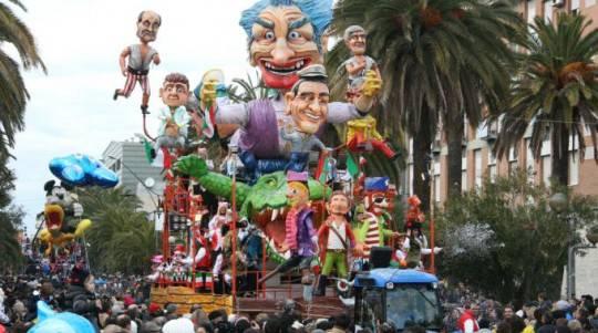 Carnevale di Rio 2012: fotogallery dell'evento