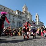 Cosa fare a Carnevale: a Roma sfilate, spettacoli equestri e artisti di strada in piazza
