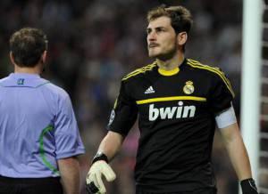 Iker Casillas (getty images)