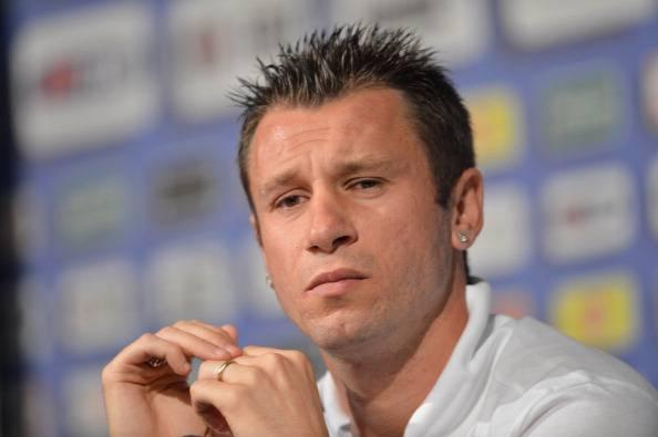 Juventus, sondaggi per Antonio Cassano