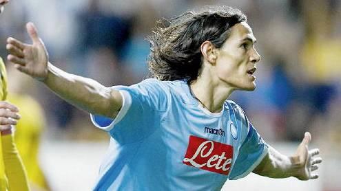 Calciomercato Milan: i rossoneri vogliono Cavani, Napoli trema e chiede Cassano