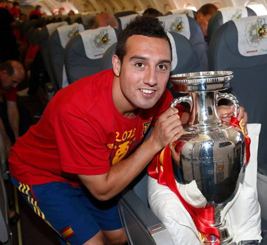 Arsenal, dal Malaga arriva Santi Cazorla