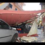 Crolla soffitto Burger King a Pesaro: tra i feriti tre bambini