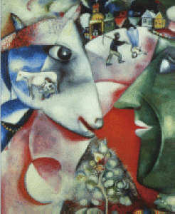 Il mondo sotto sopra di marc chagall images - 20 years celebration pictures with dogs