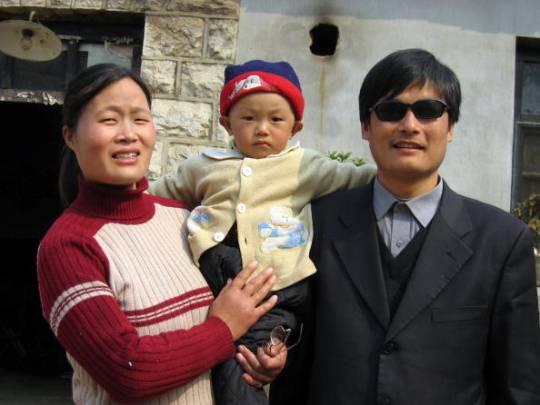 Governo cinese: Chen Guangcheng può fare domanda per studiare all'estero