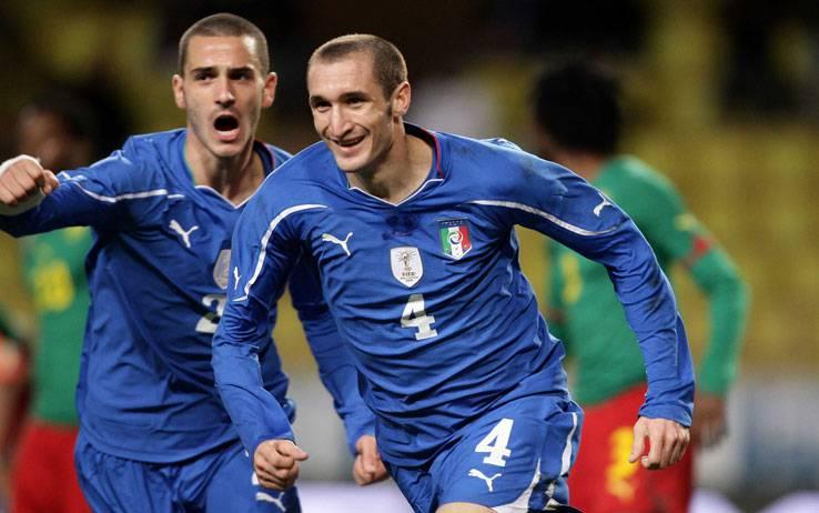Slovenia – Italia: Chiellini guida la banda Juventus alla riscossa