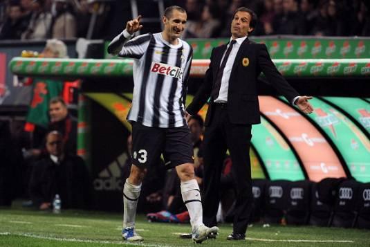 Calciomercato Juventus, interesse del City per Chiellini