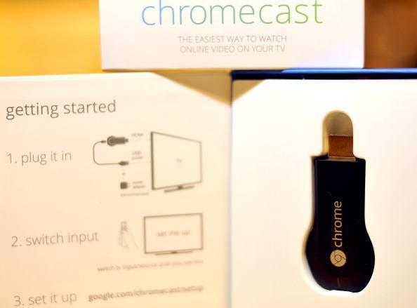 Debutta in Italia Chromecast, la sfida di Google alla Apple Tv
