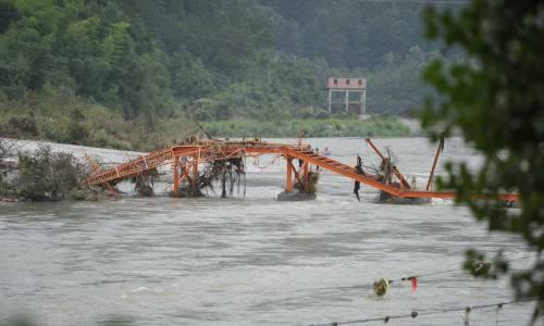 CINA / Inondazioni, evacuate 130mila persone