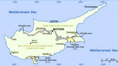 Cipro: esplosione di armi e munizioni in base militare, 8 morti e centrale elettrica in fiamme