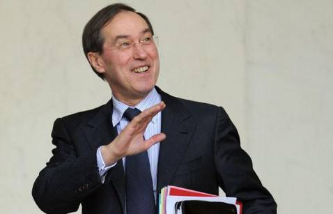 Claude Gueant, ministro dell'Interno francese