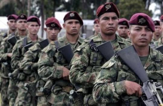 colombia esercito e1327076739198 Colombia, i contadini di Sumapaz accusano lesercito di omicidi e torture
