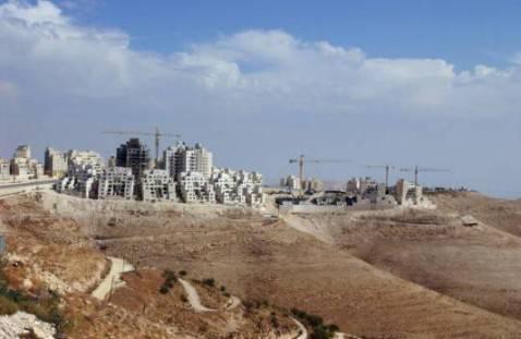 Insediamento israeliano in Cisgiordania (Getty Images)