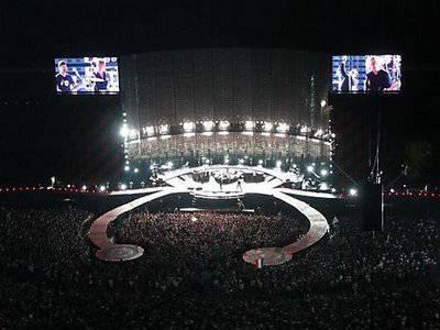 """Musica, concerti: U2 a Torino, """"Questo è il tour più grande della storia"""""""