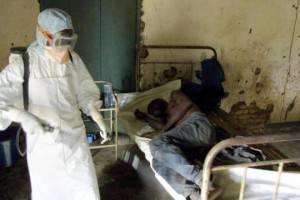 Un malato di Ebola  (Getty Images)