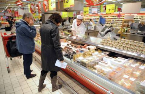 Supermercato (Getty Images)