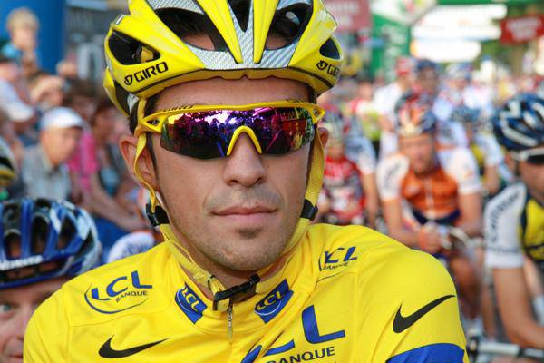 Contador secondo sullo Zoncolan vince il Giro d'Italia 2011