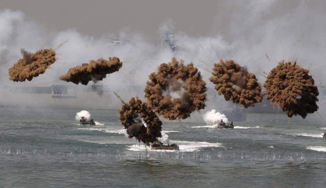 Partono le nuove esercitazioni militari della Corea del Sud